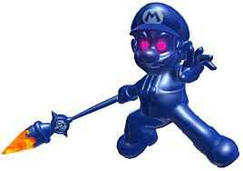 Inspiration Shadow Mario X Artist Reader | Mario characters X Reader