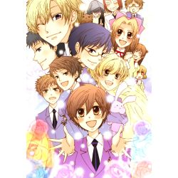 Tamaki x Depressed! Insecure! Reader | Ouran High School