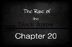 The Struggle   The Rise of the Black Arrow