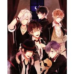 Kanato's Tea Party *Lemon* | Diabolik Lovers: Stay With Me