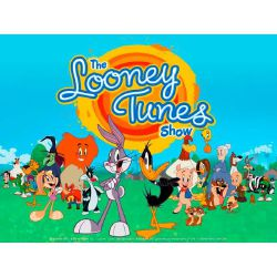 The looney Tunes show fanfic, Brianna Bunny side story (OC)