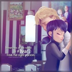 All my fault (Miraculous fanfiction)