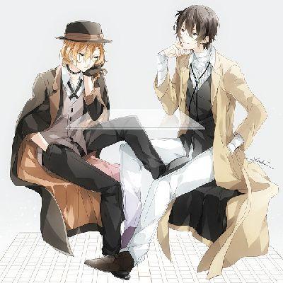 Love Triangle? Dazai x Reader x Chuuya | Puppeteer (Dazai x