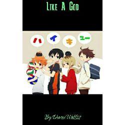 Suspicion   Like A God Haikyuu! X Male!Reader