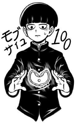Shigeo Kageyama x Reader (Mob Psycho 100)