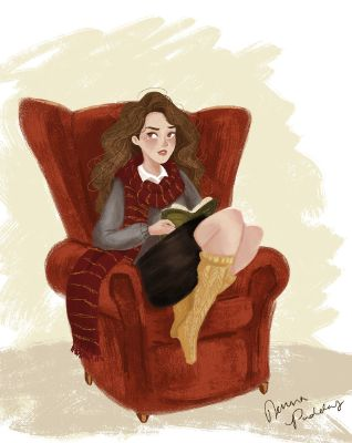 We are real (Hermione Granger x Male reader) | Great book of