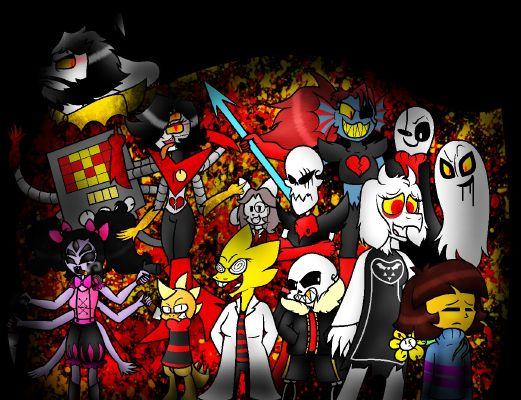 What Does Underfell Papyrus think of You? - Quiz