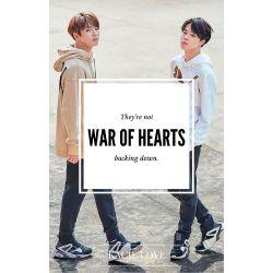 Oиε  | War of Hearts -Jungkook vs  Jimin-