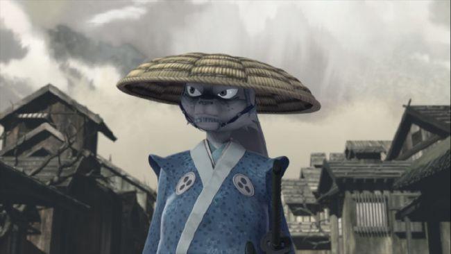 O-bon Miyamoto Usagi 2012 | TMNT x Reader
