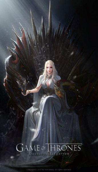 my queen daenerys targaryen x reader oneshot