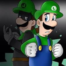 Alike Luigi/Mr L X Half Demon Reader | Mario characters X Reader one