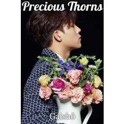 Precious Thorns (Reader x Jooheon Mafia!AU Fluff/Angst)