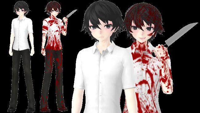 Deadly Love Yandere Sim (yandere male rivals x reader)