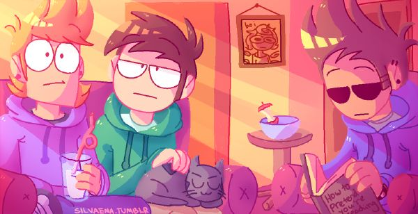 Which Eddsworld character likes you~ - Quiz