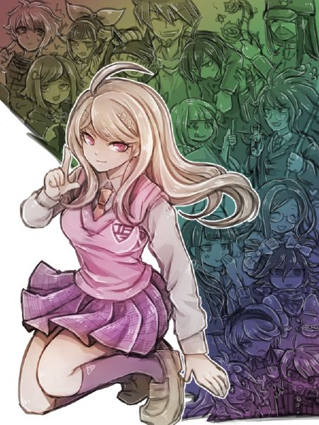 What would the Danganronpa characters from v3 think of you? - Quiz