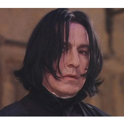 Severu Snape Oc