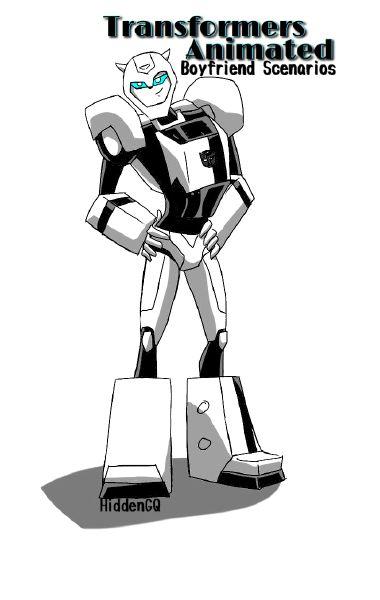 Transformers Animated Boyfriend Scenarios