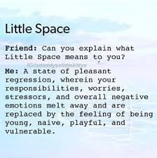 What Is Little Space What Is Cgl An Informational Guide A little space for things i luv. what is little space what is cgl