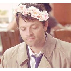 Supernatural Castiel Reader