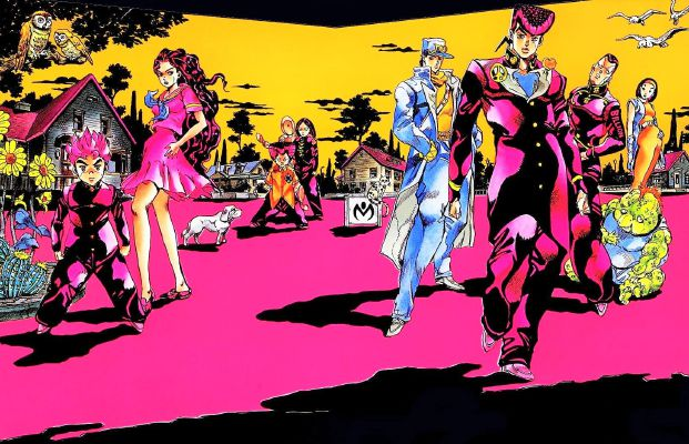 What Stand From JoJo's Bizarre Adventure Would You Have ...