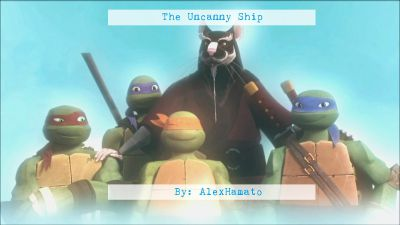 The Uncanny Ship Tmnt X Male Reader