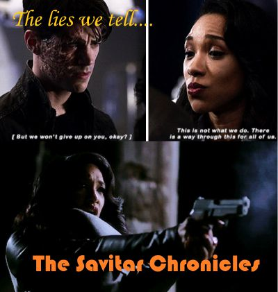 The Savitar Chronicles: The First Book of Arrow
