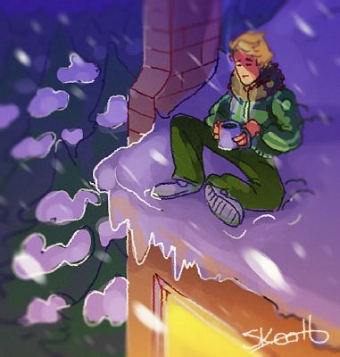 Lloyd X Reader: Missotoe (Christmas Special!) | Ninjago