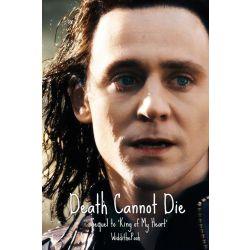 Loki Laufeyson Oc