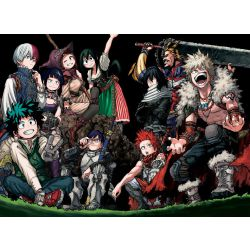 Chapter 7 | Bnha x Male Reader