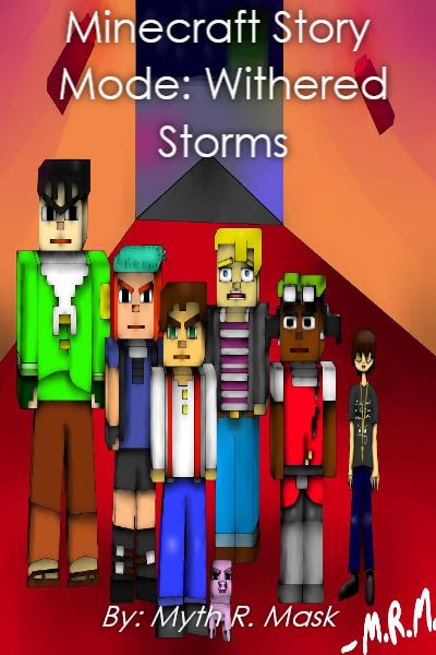 Minecraft Story Mode 1 Withered Storms