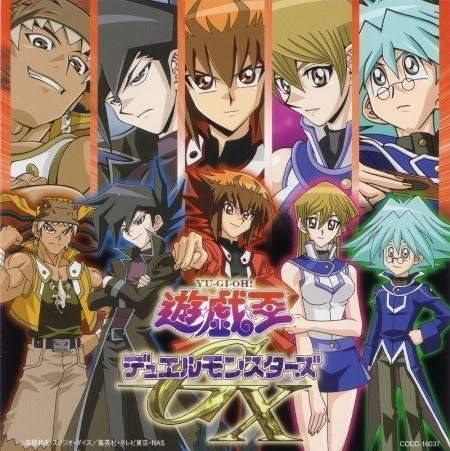 Which Yu-Gi-Oh! GX Character are you? - Quiz