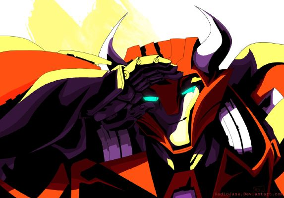 Not Alone Anymore (transformers prime!various!males x fem