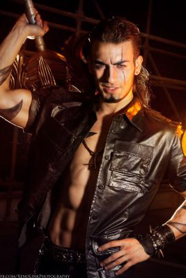 Gladio X Pregnant!Reader: [Request] | Just Because