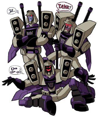 We Shall Meet Again~TFA Blitzwing x Reader | Transformers x Reader