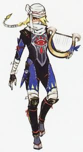 Or female male sheik Sheik