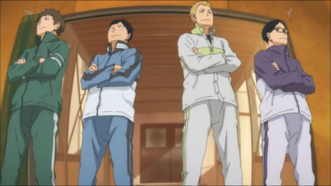 The Neighboorhood Association | Volleyball Can Bring Love (Haikyuu