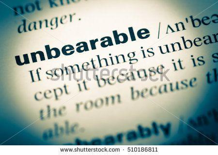 Unbearable // James Potter II