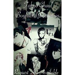 Yandere (When They Get Jealous) | Tokyo Ghoul Boyfriend Scenarios