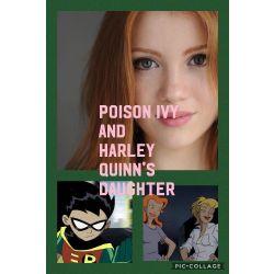 Harley Quinn Child