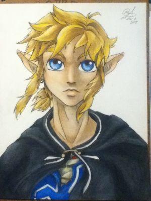 The Legend Of Zelda Drawings Fan Art