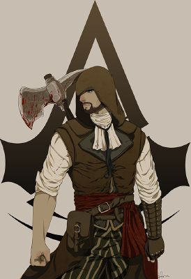 Should The Axeman Join The Fun Yandere Assassin S Creed X Reader