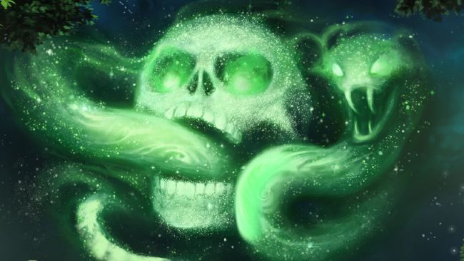 The Dark Mark (Year 4/Summer) | Magic? ~Harry Potter Fanfiction