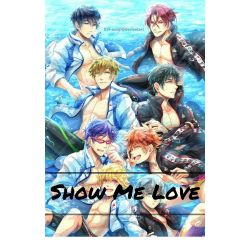 Beauty-Mark |Nitori x Reader| | Show Me Love |Free! x Reader|