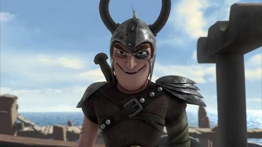 Dagur The Deranged | Httyd 1 Hiccup x Half dragon! Male