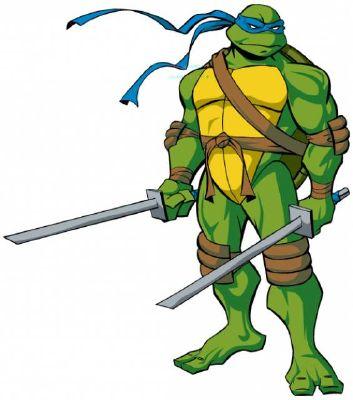 Teenage Mutant Ninja Turtles Name Quiz Test