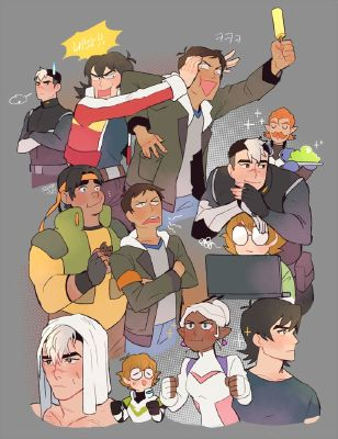 When you get turned into a robot (Headcanons) | Voltron