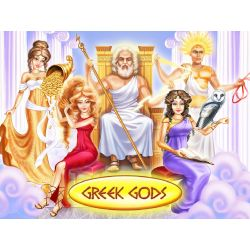 Do You Know Your Greek God's By Their Roman Names? - Test
