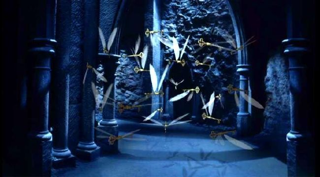 The First Three Rooms (Year 1) | Magic? ~Harry Potter Fanfiction