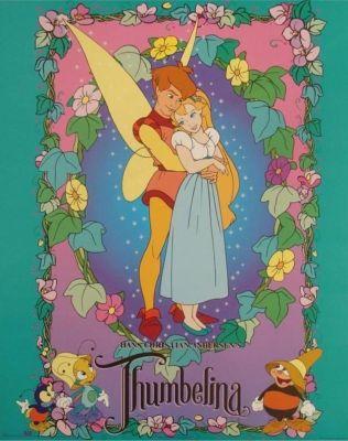 Thumbelina Cornelius x reader