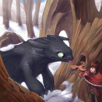 Search for a Dragon Rider